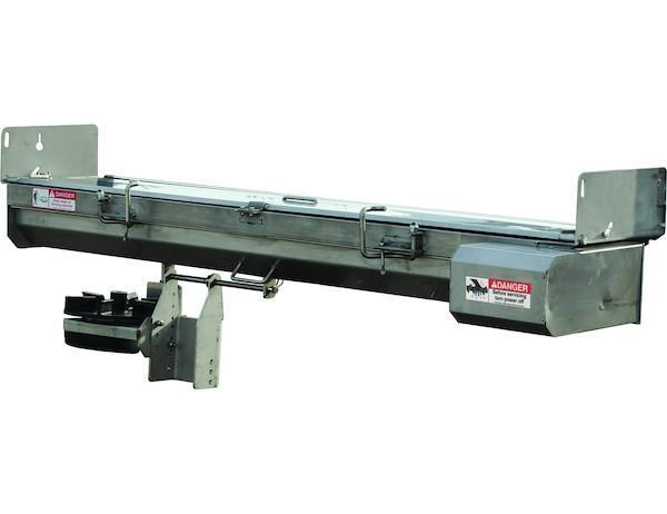 """NEW 2020 SaltDogg 96"""" Under Tailgate Electric Stainless Steel Spreader w/ Center Discharge"""
