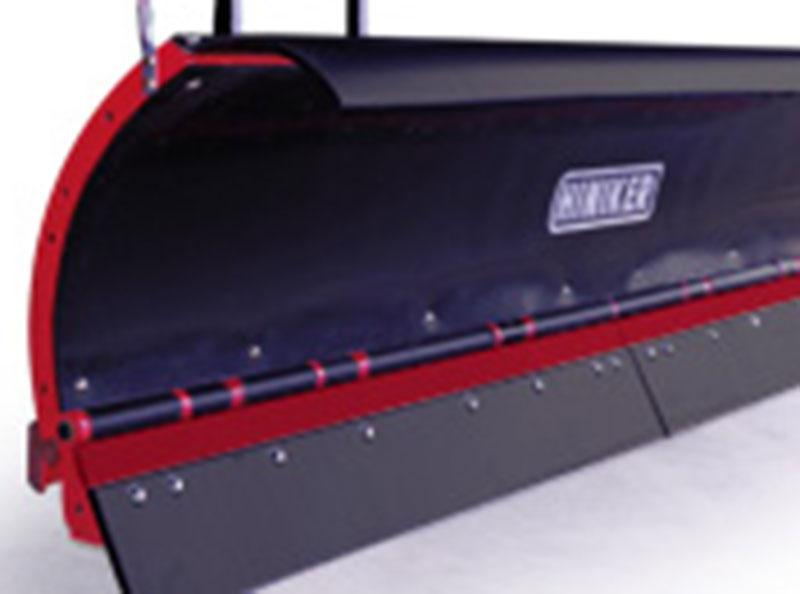 NEW Hiniker 10' HD Poly Trip Edge Snow Plow (For Central Hydraulics)