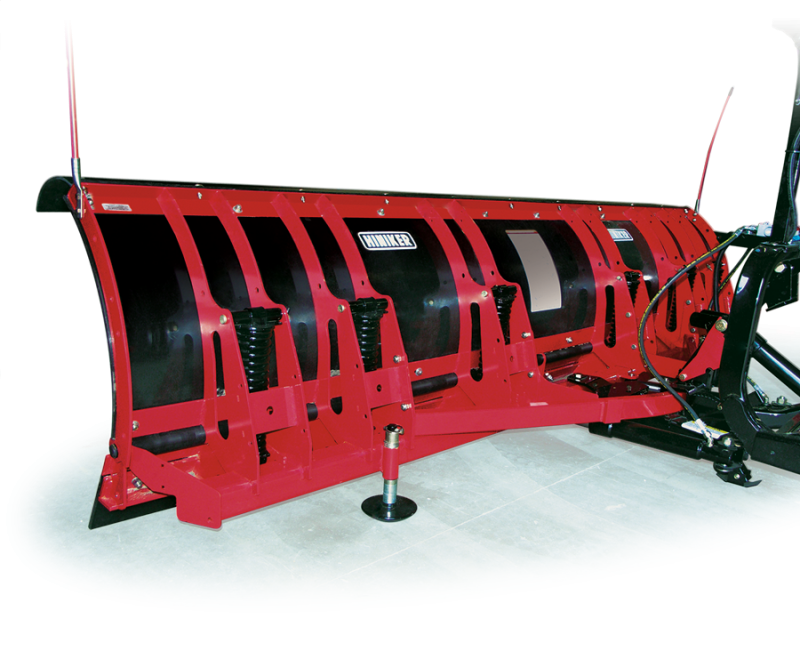 NEW 2018 Hiniker 10' HD Poly Trip Edge Snow Plow (For Central Hydraulics)