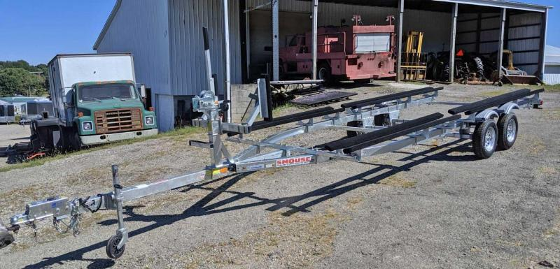 NEW 2020 Load Rite 22' to 24' Pontoon Boat Trailer