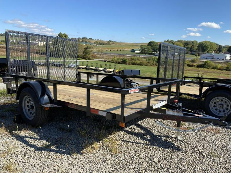 NEW 2021 Quality 6x12 PRO Utility Trailer