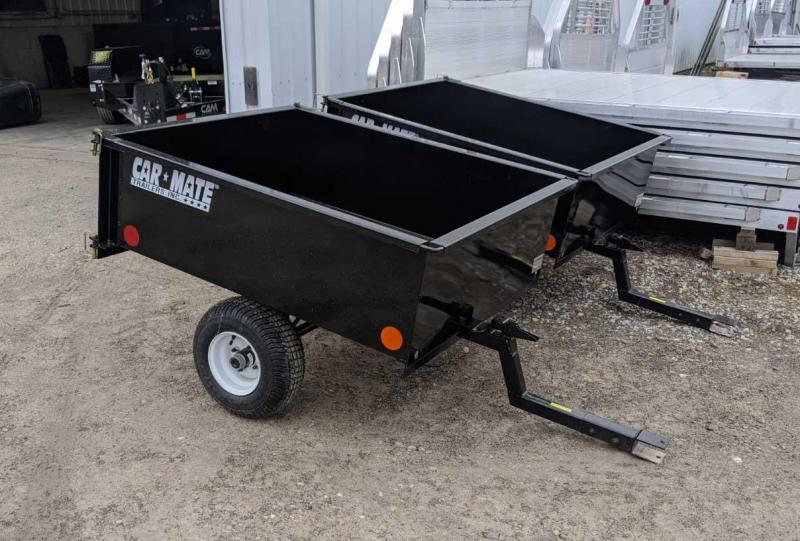 NEW 2021 Car Mate 4x4 Lawn / Utility Cart w/ Clevis Hitch