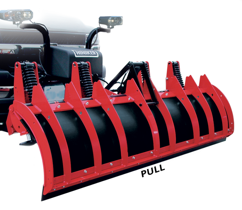 NEW Hiniker 8' Poly C-Plow