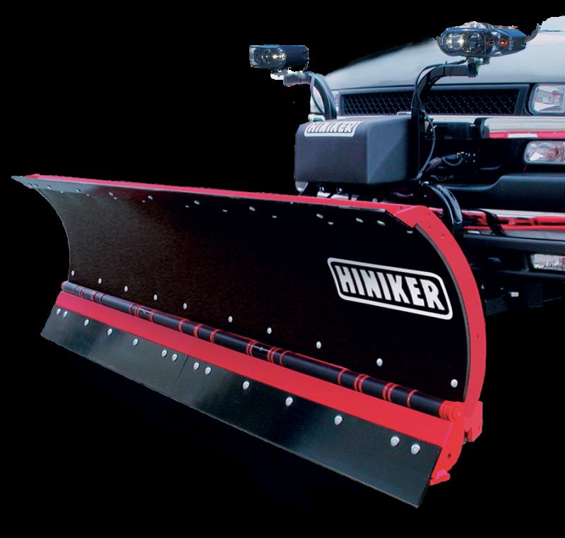 NEW 2019 Hiniker 8' Poly C-Plow