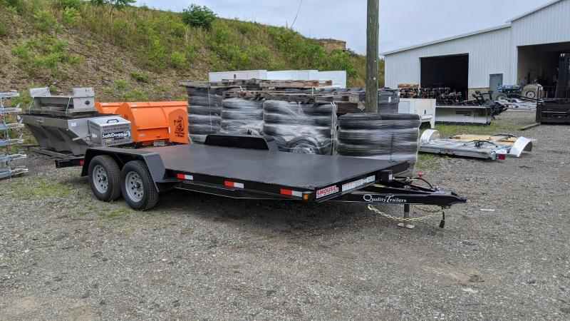 NEW 2021 Quality 20' HD PRO Car Hauler w/ 4' Dove
