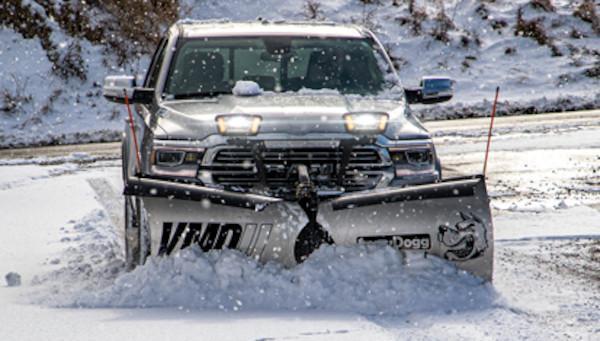 2021 SnowDogg 7.5' V-PLOW Snow Plow