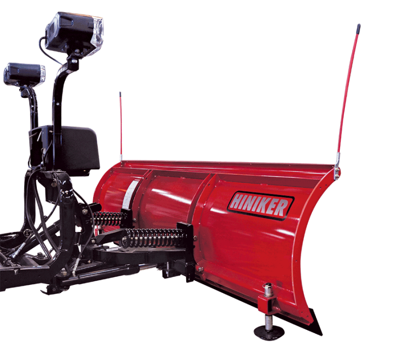 NEW Hiniker 8.5' HD Full Trip Conventional Steel Snow Plow