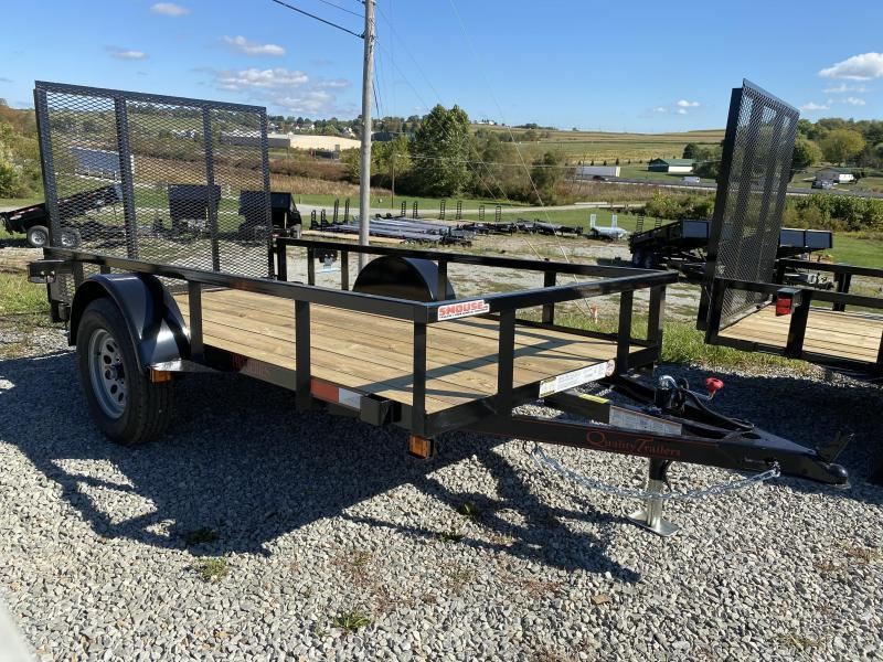 NEW 2021 Quality 5x12 Pro Utility Trailer