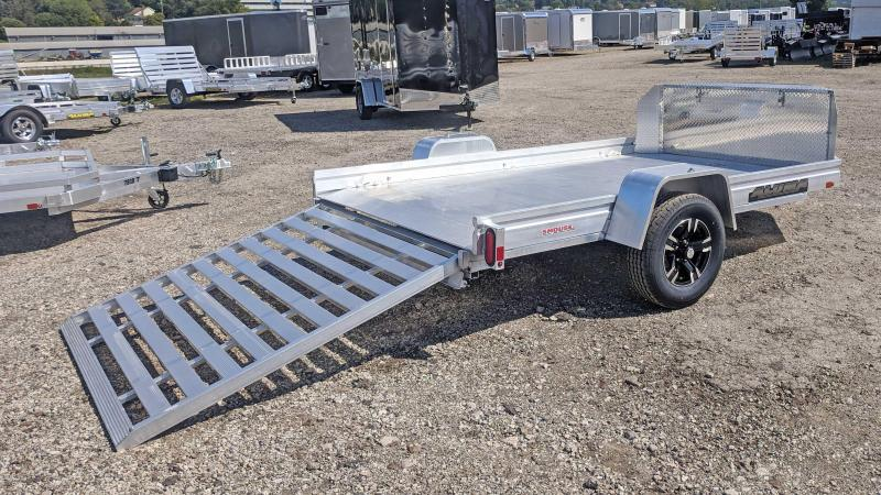 NEW 2020 Aluma 10' UTV Trailer w/ Slide Out Ramp