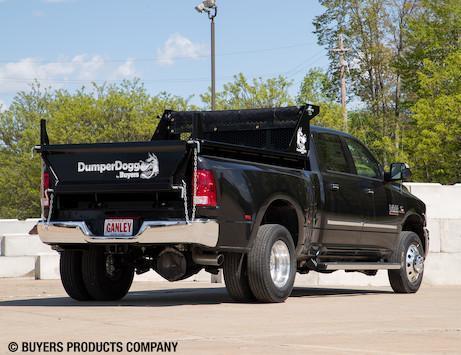 "NEW DUMPERDOGG 8' Lo Pro ""STEEL"" Dump Insert"