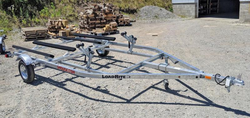 NEW 2021 Load Rite 16' (2) Place Jet Ski Trailer
