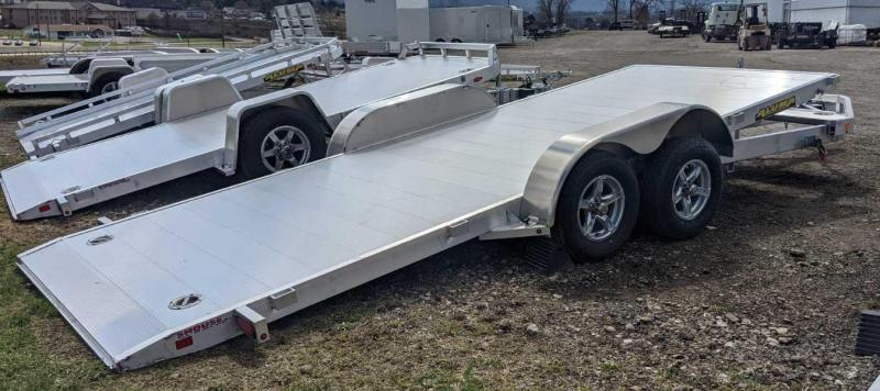 "NEW 2022 Aluma 18' HD (20"" Stationary + 18' Tilt) Tilt Trailer - 9990# GVW  (Mid May Arrival)"