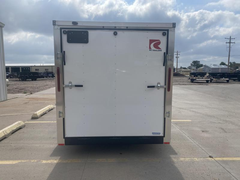 2020 Carry-On 7 x 14 Enclosed Trailer