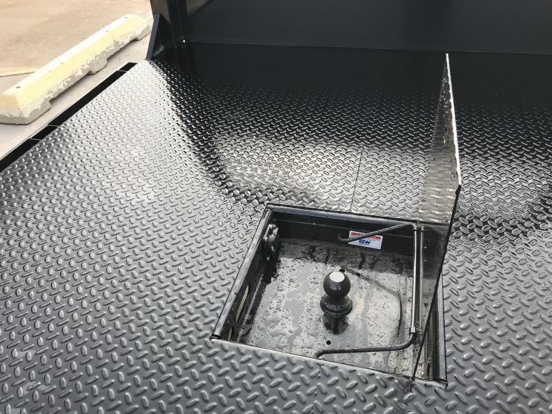 2021 PJ Trailers Standard Steel Truck Bed
