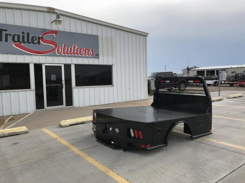 2019 PJ Standard Skirt Steel Truck Bed