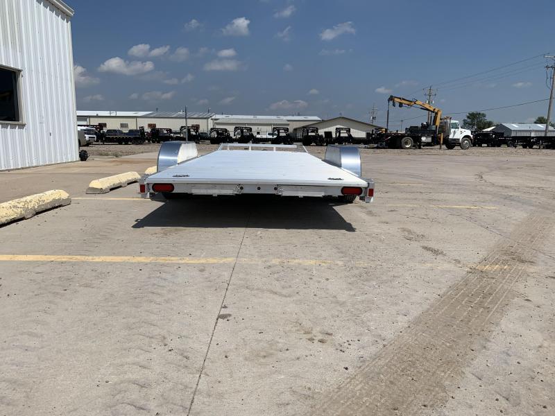2021 Aluma 8220TA-EL-R-RTD Car / Racing Trailer