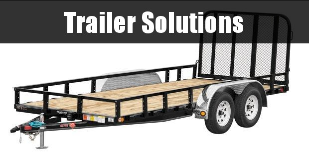"2021 PJ 16' x 77"" Tandem Axle Channel Utility Trailer"
