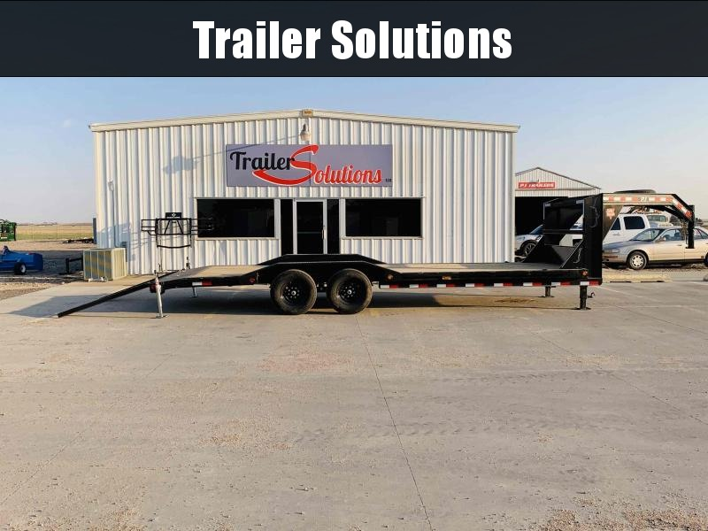 "2021 PJ 24' x 6"" Channel Super Wide Trailer"