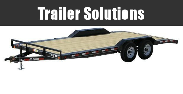 "2021 PJ 20' x 5"" Chanel Buggy Hauler Trailer"