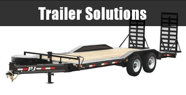 "2021 PJ 30' x 102"" 10"" Pro Beam Super Wide Equipment Trailer"