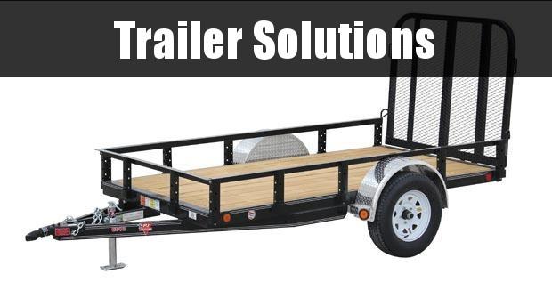 """2021 PJ 10' x 60"""" Single Axle Channel Utility Trailer"""
