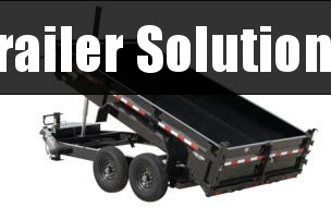 "2021 PJ 14' x 83"" Low Pro Telescopic Dump Trailer"