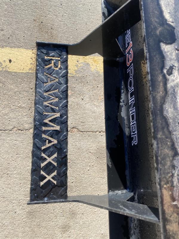 """2022 RawMaxx 14' x 83"""" Dump Trailer"""