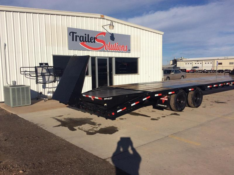 2020 PJ 40' Low-Pro Flatdeck with Duals Trailer