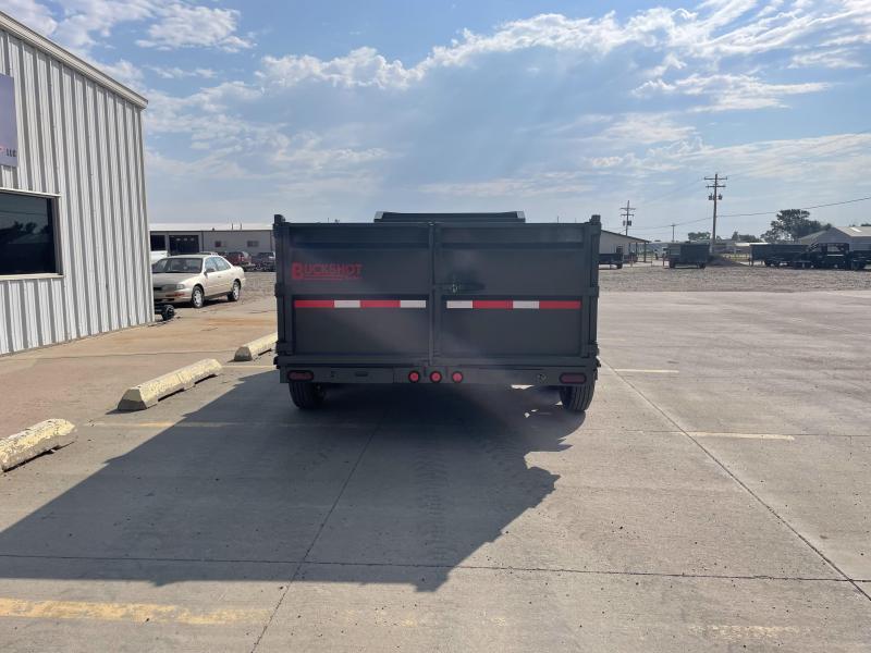"2022 14' X 83"" Buckshot Dump Trailer (36"" Sides)"