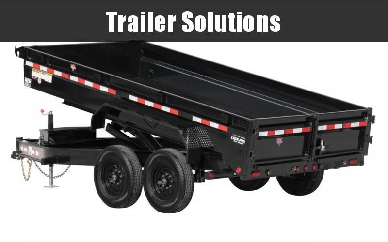 "2021 PJ 14' x 72"" Low Pro Dump Trailer"