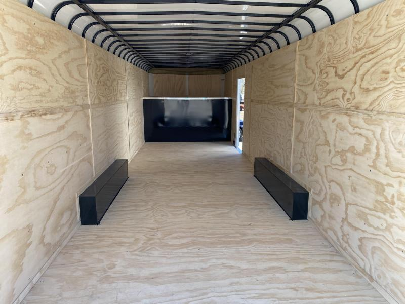 2022 Sharp Enclosed Enclosed Cargo Trailer