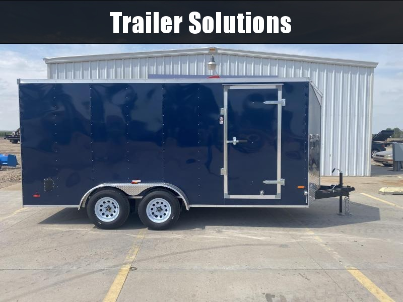 2020 Carry-On 7 x 16 Enclosed Trailer