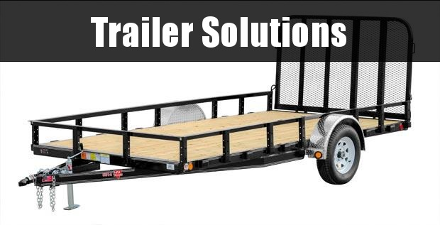 "2021 PJ 12' x 83"" Single Axle Channel Utility Trailer"