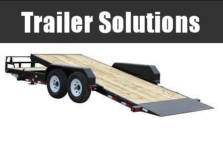 """2021 PJ 20' x 6"""" Channel Equipment Tilt Trailer"""