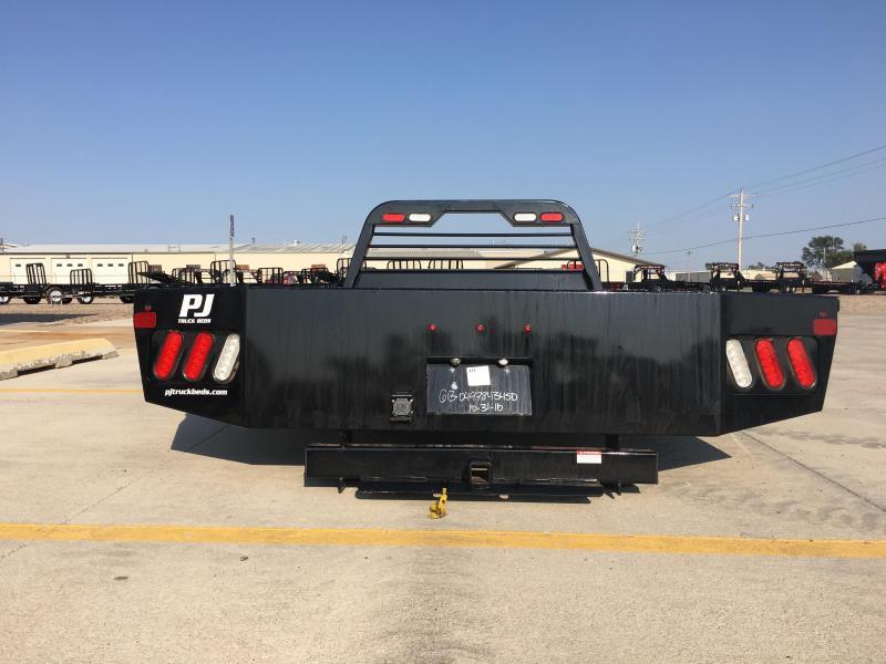 2021 PJ Standard Truck Bed