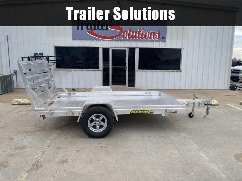 2022 Aluma 10 x 72 Utility Trailer