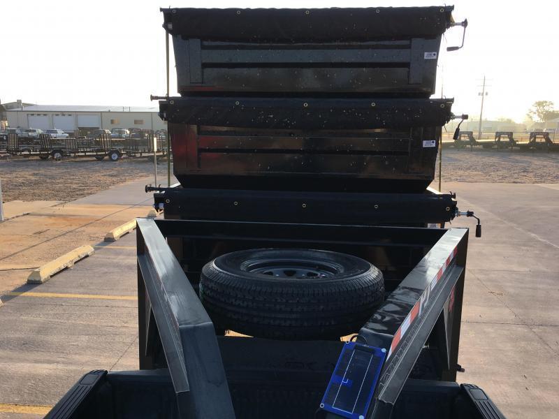 "2022 PJ 14' x 83"" Rollster Roll Off Dump Trailer"