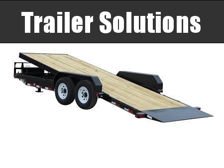 2021 PJ 22' Powered Full Tilt Trailer