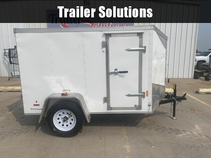 2021 Carry-On 5 x 8 Enclosed Trailer