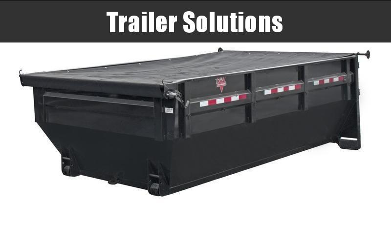 2021 PJ Trailers KD Dump BIN