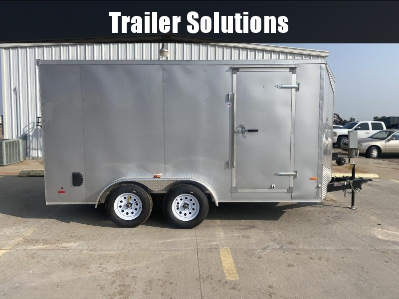 2021 Carry-On 7x14 Enclosed Trailer