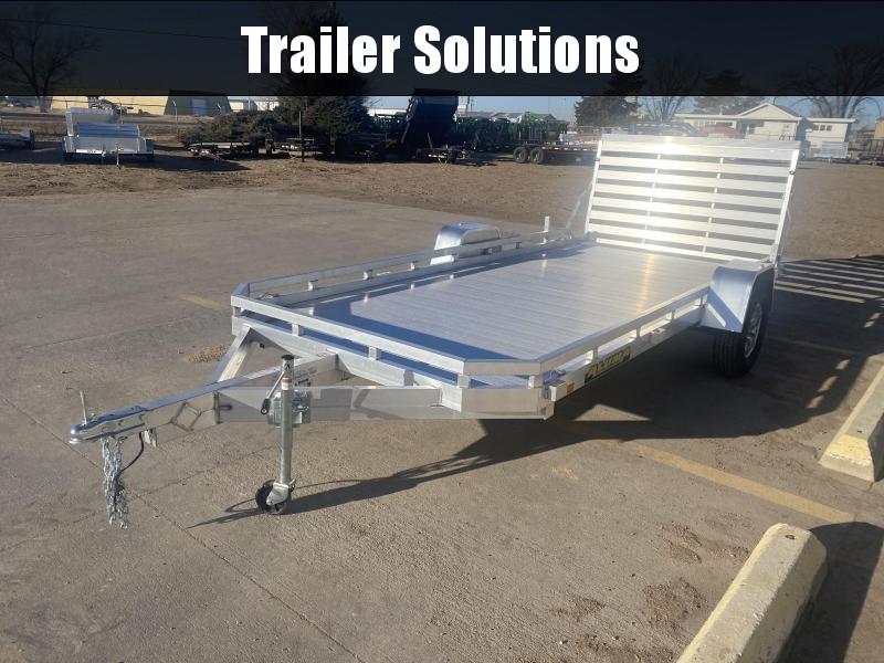 2022 Aluma 14 x 78 Utility Trailer