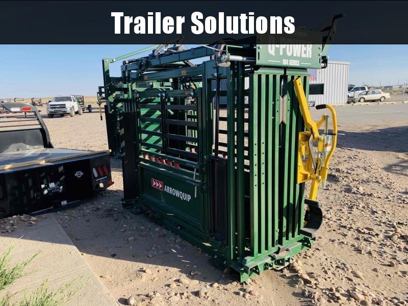 2022 Arrowquip Q-POWER 104 SERIES HYDRAULIC SQUEEZE CHUTE Farm / Ranch