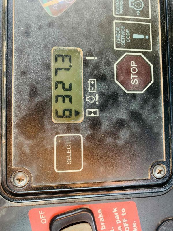 2003 John Deere 310 Backhoe Extendahoe