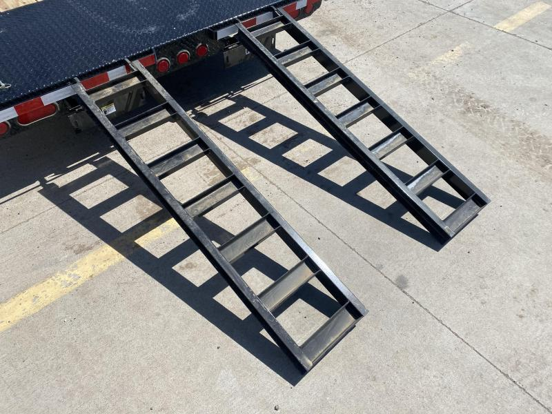 """2021 PJ 20' x 83"""" with 5"""" Channel Equipment Trailer"""