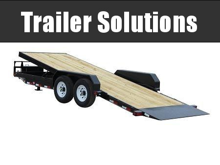 2021 PJ 20' Powered Full Tilt Trailer