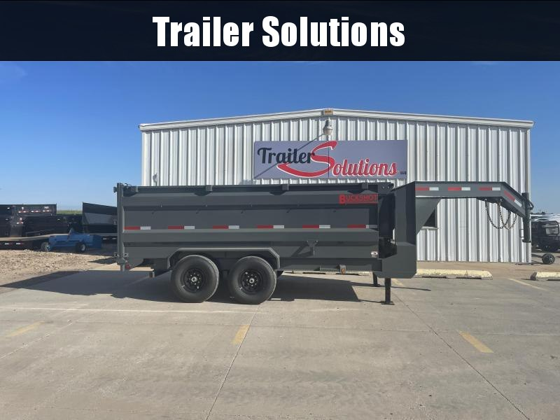 "2022 14' X 83"" Buckshot Dump Trailer (48"" Sides)"