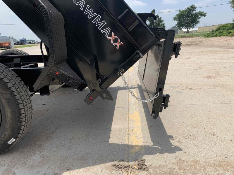 2022 RawMaxx Dump Trailer Dump Trailer