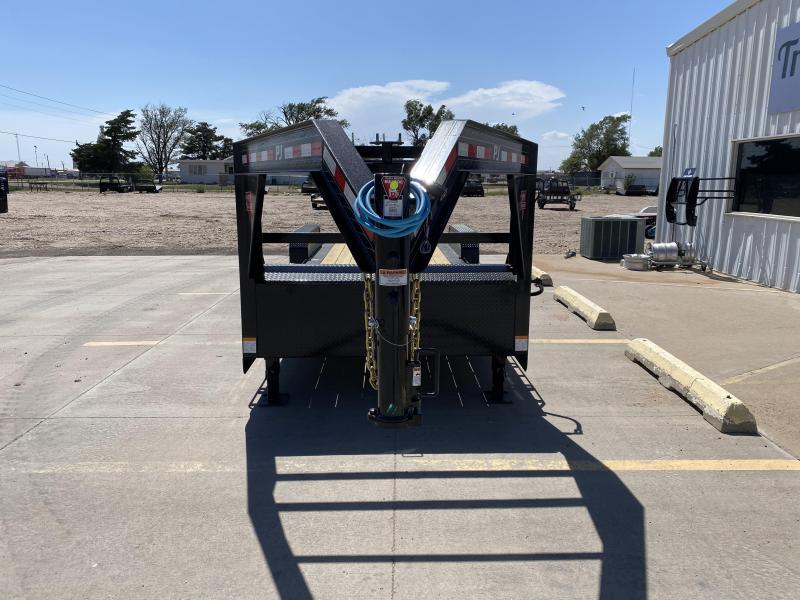 """2021 PJ 24' HD Equipment Tilt 6"""" Channel Trailer"""