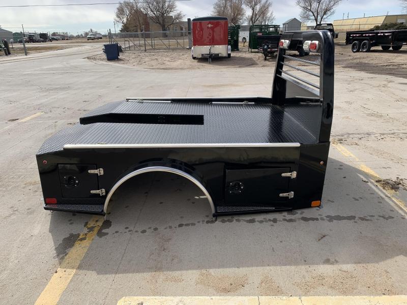 2018 PJ Truck Beds Western Hauler Truck Bed